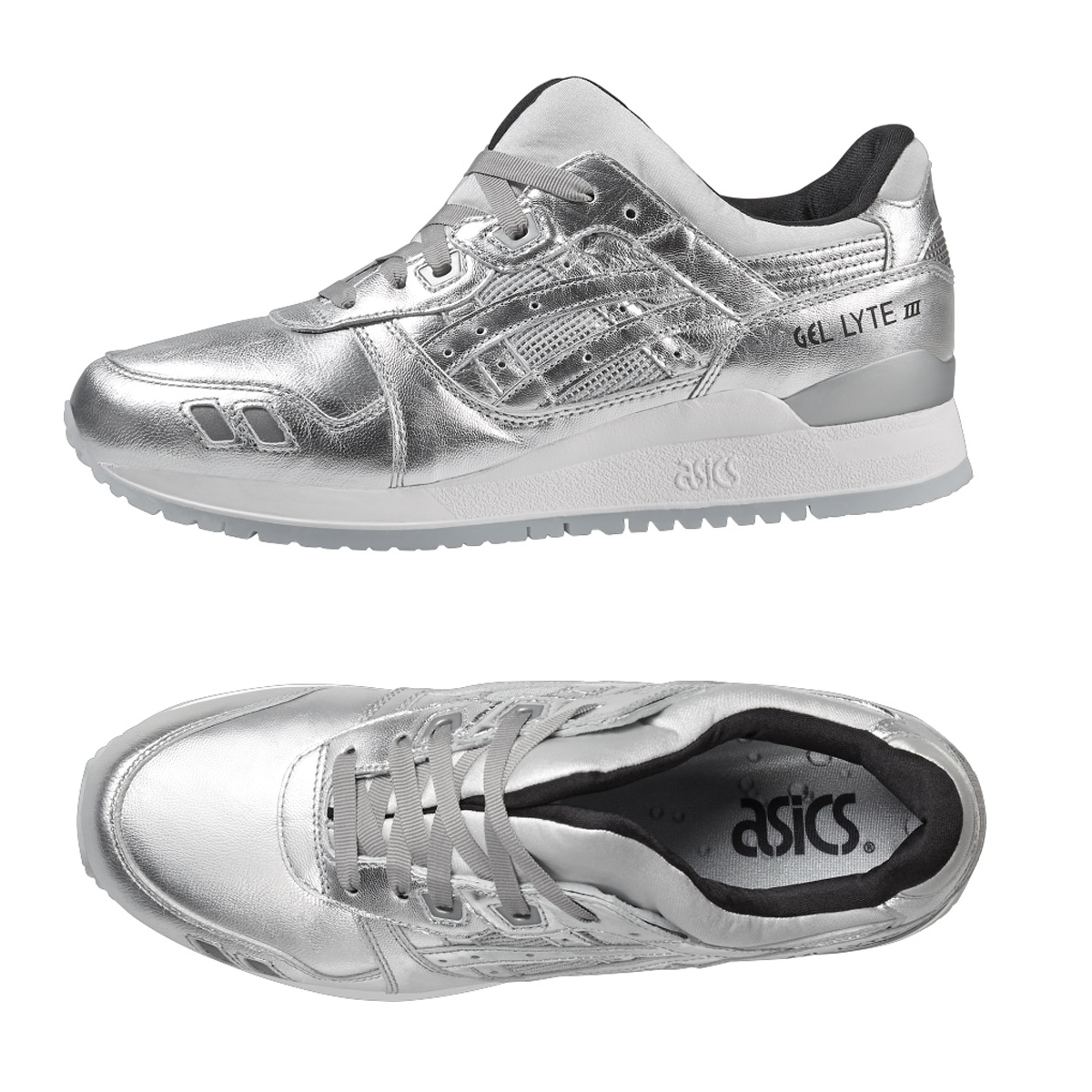 Asics Gel Lyte III Sneaker Lifestyle HL504 9393 Damen Damen 9393 Herren Unisex 541fee
